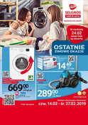 Gazetka promocyjna Selgros Cash&Carry - Ostatnie zimowe okazje  - ważna do 27-02-2019