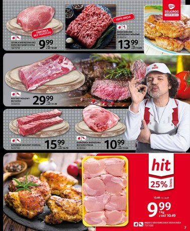 Gazetka promocyjna Selgros Cash&Carry, ważna od 14.02.2019 do 27.02.2019.
