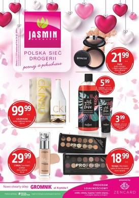 Gazetka promocyjna Jasmin Drogerie - Gazetka promocyjna