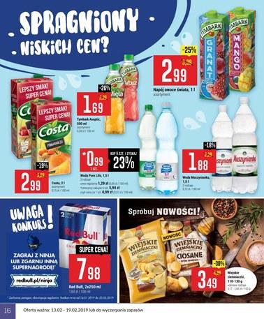 Gazetka promocyjna Twój Market, ważna od 13.02.2019 do 19.02.2019.