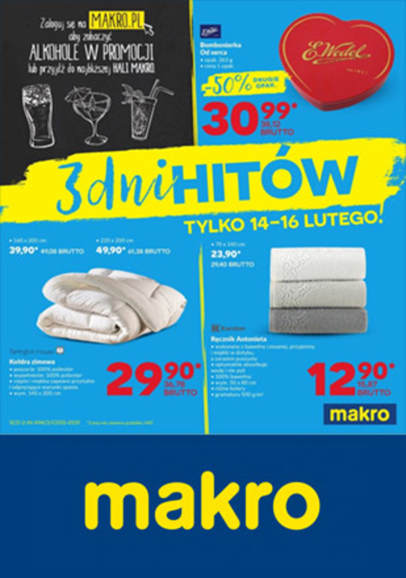 Makro Cash&Carry: 3 gazetki