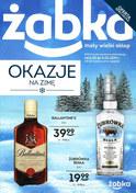 Gazetka promocyjna Żabka - Okazje na zimę - ważna do 05-03-2019