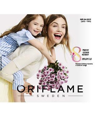 Gazetka promocyjna Oriflame, ważna od 26.02.2019 do 18.03.2019.