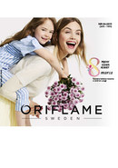 Gazetka promocyjna Oriflame - Piękny dzień kobiet