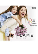 Gazetka promocyjna Oriflame - Piękny dzień kobiet - ważna do 18-03-2019