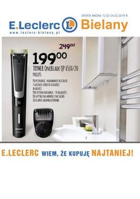 Gazetka promocyjna E.Leclerc - Nowe technologie