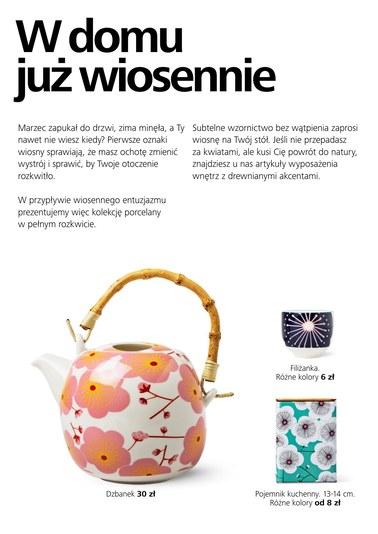 Gazetka promocyjna Flying Tiger Polska, ważna od 22.02.2019 do 28.03.2019.