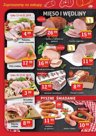 Gazetka promocyjna Gram Market, ważna od 13.02.2019 do 19.02.2019.