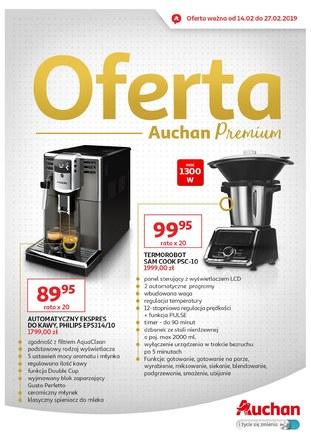 Gazetka promocyjna Auchan, ważna od 14.02.2019 do 27.02.2019.