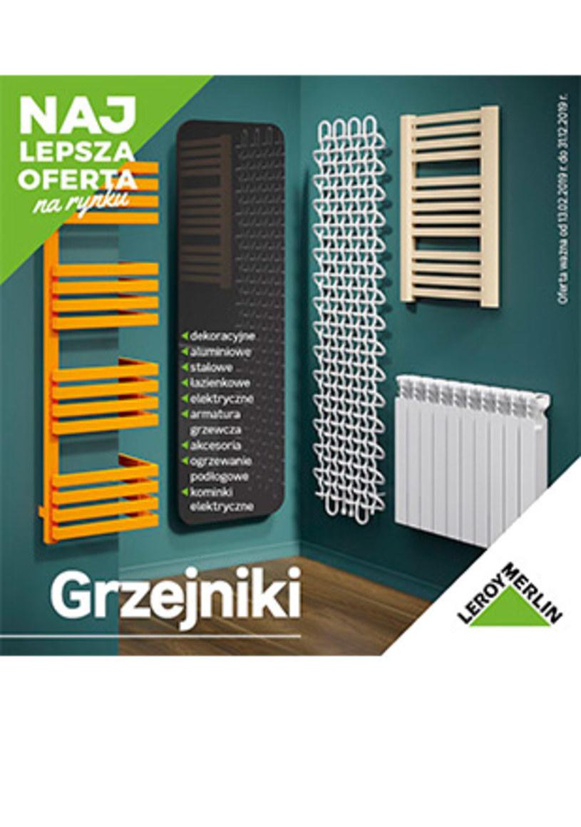 Gazetka promocyjna Leroy Merlin - ważna od 13. 02. 2019 do 31. 12. 2019