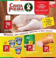 Gazetka promocyjna Chata Polska - Oferta handlowa