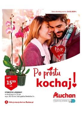 Gazetka promocyjna Auchan - Po prostu kochaj!