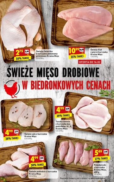 Gazetka promocyjna Biedronka, ważna od 14.02.2019 do 20.02.2019.