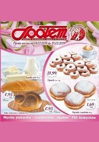 Gazetka promocyjna PSS Andrychów - Oferta handlowa  - ważna do 28-02-2019