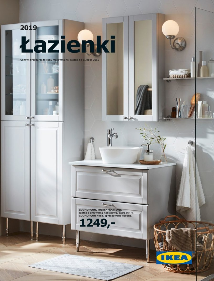 Gazetka promocyjna IKEA - ważna od 30. 09. 2018 do 31. 07. 2019