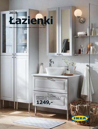 Gazetka promocyjna IKEA, ważna od 01.10.2018 do 31.07.2019.
