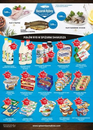 Gazetka promocyjna Spiżarnia Smakosza, ważna od 14.02.2019 do 24.02.2019.