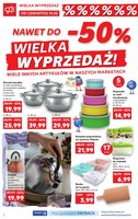 Gazetka promocyjna Kaufland - Wielka wyprzedaż!