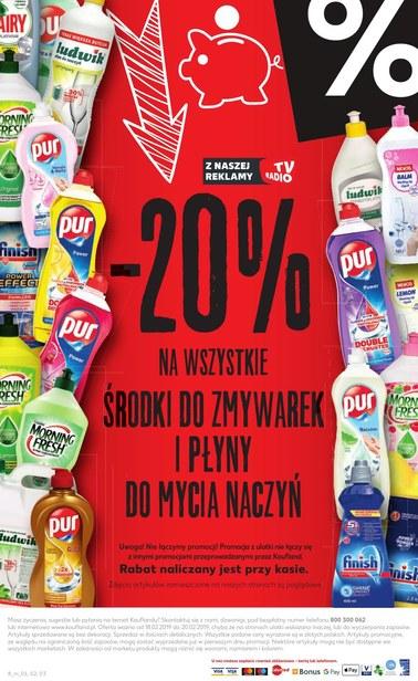 Gazetka promocyjna Kaufland, ważna od 18.02.2019 do 20.02.2019.