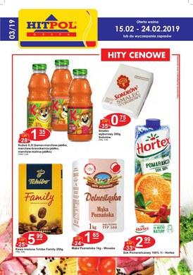 Gazetka promocyjna Hitpol - Oferta handlowa