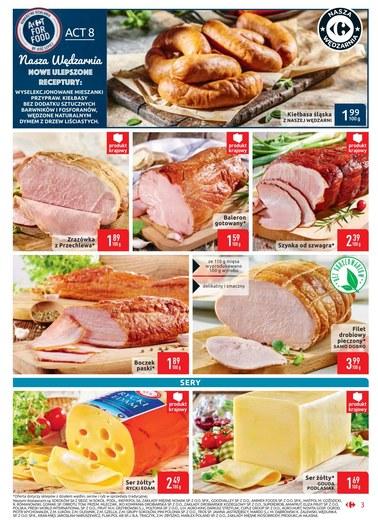 Gazetka promocyjna Carrefour Market, ważna od 19.02.2019 do 25.02.2019.