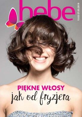 Gazetka promocyjna Hebe - Piękne włosy