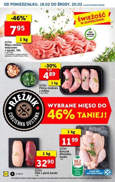 Gazetka promocyjna Lidl, ważna od 18.02.2019 do 20.02.2019.