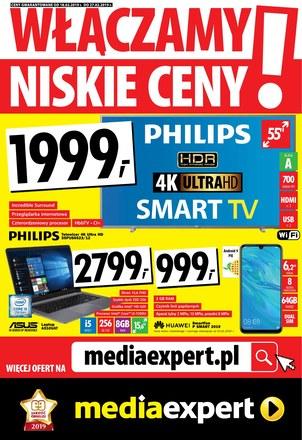 Gazetka promocyjna Media Expert, ważna od 18.02.2019 do 27.02.2019.