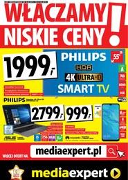 Gazetka promocyjna Media Expert - Włączamy niskie ceny!  - ważna do 27-02-2019