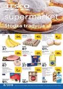 Gazetka promocyjna Tesco Supermarket - Słodka tradycja - supermarket - ważna do 27-02-2019