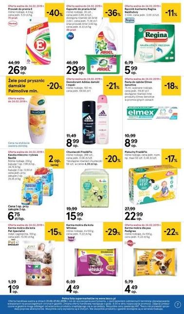 Gazetka promocyjna Tesco Supermarket, ważna od 21.02.2019 do 27.02.2019.