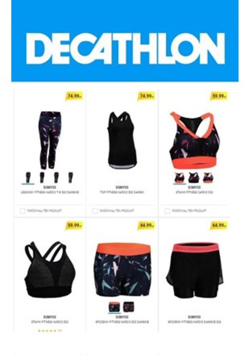 Decathlon: 1 gazetka