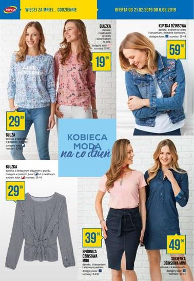 Gazetka promocyjna Pepco, ważna od 21.02.2019 do 06.03.2019.