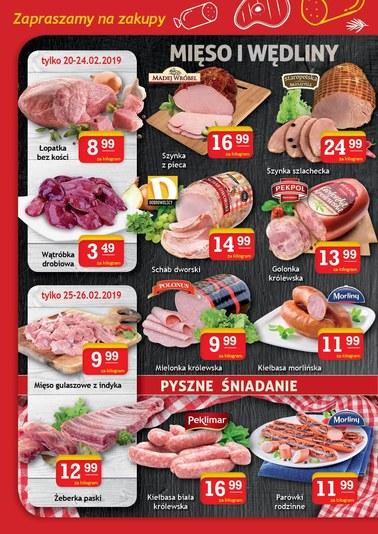 Gazetka promocyjna Gram Market, ważna od 20.02.2019 do 26.02.2019.