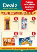 Gazetka promocyjna Dealz - Wielkie otwarcie - Poznań  - ważna do 06-03-2019