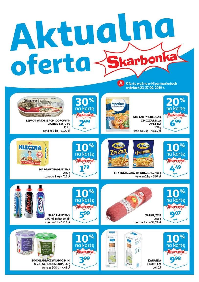 Auchan: 10 gazetki