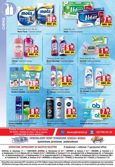 Gazetka promocyjna Api Market, ważna od 20.02.2019 do 26.02.2019.