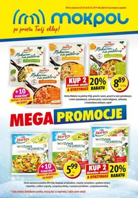 Gazetka promocyjna Mokpol - Mega promocje - ważna do 05-03-2019