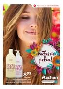 Gazetka promocyjna Auchan - Poczuj się piękna!