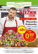 Gazetka promocyjna Delikatesy Centrum - Rzeźnik Cen - ważna do 27-02-2019