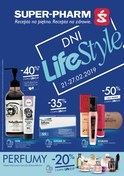 Gazetka promocyjna Super-Pharm - Dni Life Style - ważna do 27-02-2019