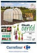 Gazetka promocyjna Carrefour - Obudź ogród od zimowego snu - ważna do 16-03-2019