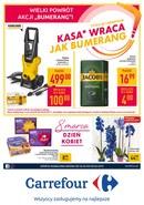 Gazetka promocyjna Carrefour - Kasa wraca jak bumerang