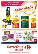 Gazetka promocyjna Carrefour Market - Kasa wraca jak bumerang