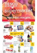 Gazetka promocyjna Tesco Supermarket - Dzień kobiet coraz bliżej - supermarket  - ważna do 06-03-2019