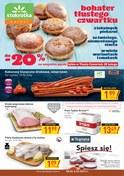 Gazetka promocyjna Stokrotka - Bohater tłustego czwartku - market - ważna do 06-03-2019