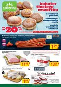 Gazetka promocyjna Stokrotka - Bohater tłustego czwartku - supermarket  - ważna do 06-03-2019