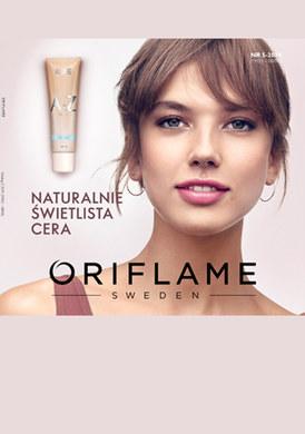 Gazetka promocyjna Oriflame - Naturalnie świetlista cera