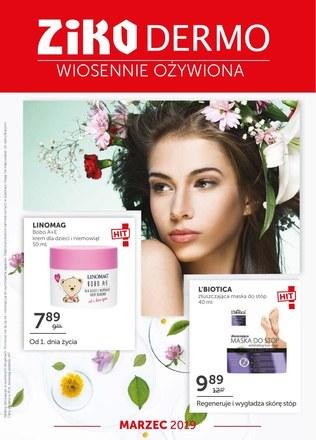 Gazetka promocyjna Ziko Dermo , ważna od 01.03.2019 do 31.03.2019.