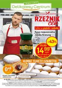 Gazetka promocyjna Delikatesy Centrum - Słodki Tłusty Czwartek - ważna do 06-03-2019